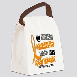 D BEST FRIEND Canvas Lunch Bag