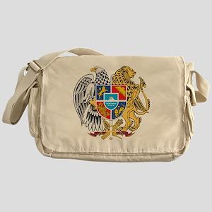 armenia_coa_n16 Messenger Bag
