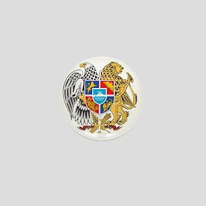 armenia_coa_n16 Mini Button