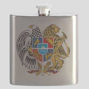 armenia_coa_n16 Flask
