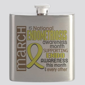 D Endometriosis Awareness Month I2 6 Flask