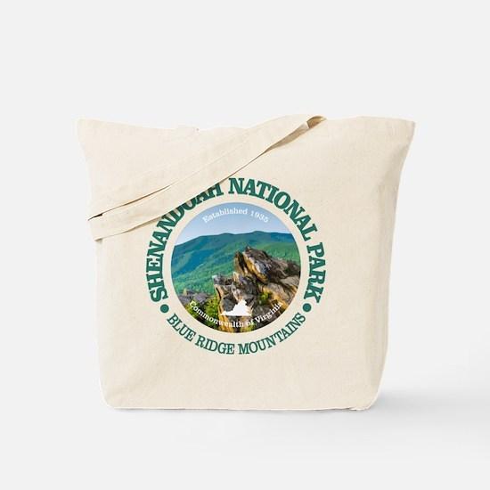 Shenandoah National Park Tote Bag
