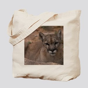 (12) Mountain Lion 1 Tote Bag