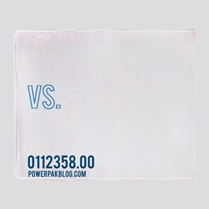 ppb_shirt_hero Throw Blanket