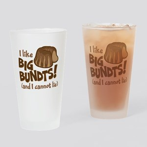 I like BIG BUNDTS Drinking Glass
