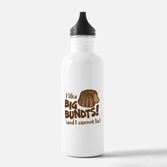 I like BIG BUNDTS Water Bottle