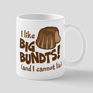 I like BIG BUNDTS Mugs