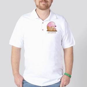 donutpair Golf Shirt