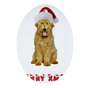 goldendoodle ornaments cafepress - Goldendoodle Christmas Decorations