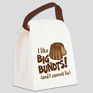 I like BIG BUNDTS Canvas Lunch Bag