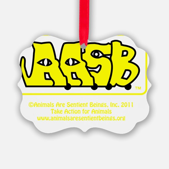 AASB Logo rounded tm Yellow and b Ornament