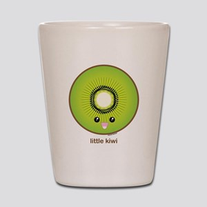 kiwi Shot Glass