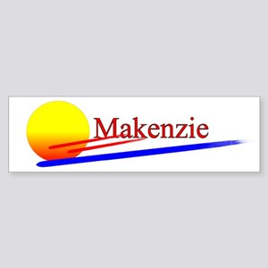 Makenzie Bumper Sticker