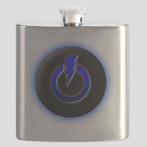 Lightning Power Flask