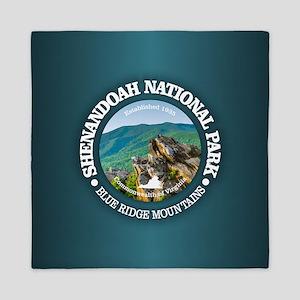 Shenandoah National Park Queen Duvet