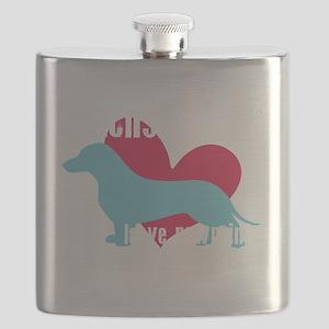 pawprints2 Flask