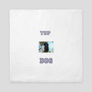 TOP DOG Queen Duvet