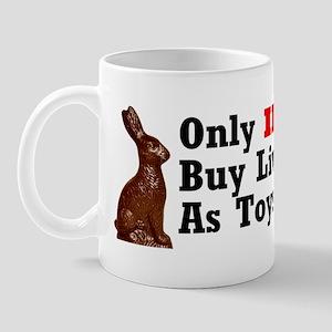 EasterBumperSticker1 Mug