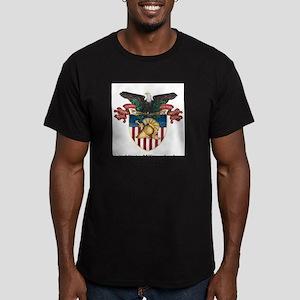 USMA 2 Men's Fitted T-Shirt (dark)