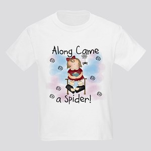 Along Came a Spider Kids T-Shirt