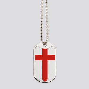 St George shield Dog Tags