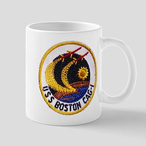 USS BOSTON Mug