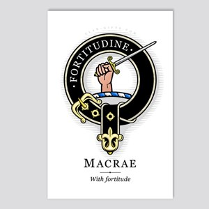 Clan MacRae Postcards (Package of 8)