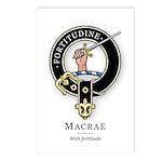 Clan MacRae Postcards (Package of 8)