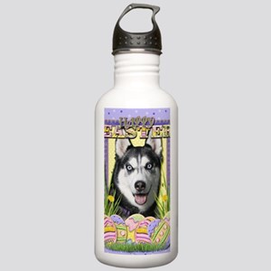 EasterEggCookiesSiberi Stainless Water Bottle 1.0L