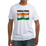 kERALA pRIDE Fitted T-Shirt