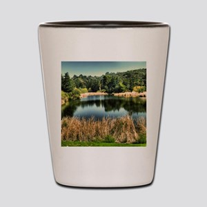 5.25X5.25-Landscape-Andy-Griffith-Show- Shot Glass