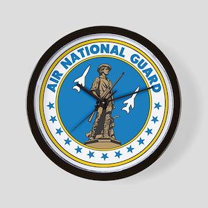 Air Guard-Seal-full Wall Clock