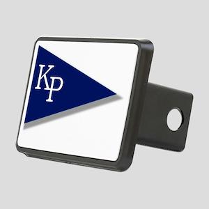KP Birgie (Black Backgroun Rectangular Hitch Cover