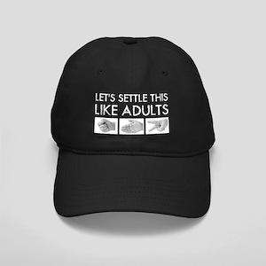 rockpaperscissors1 Black Cap