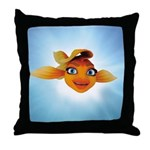 Guppy Throw Pillow