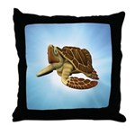 Agent T Throw Pillow