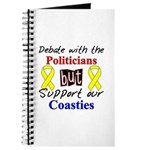 Debate Politicans Support Our Coasties Journal