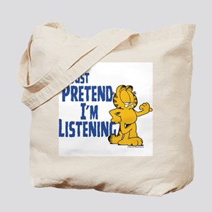Just Pretend Tote Bag