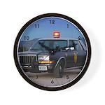 Kansas Highway Patrol Wall Clock