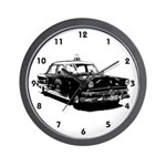 Chicago Police Wall Clock