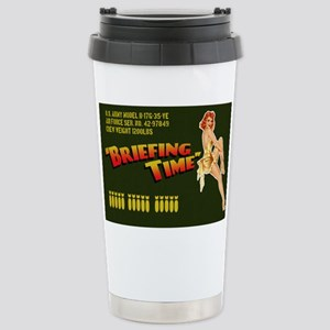 bomberbag Stainless Steel Travel Mug