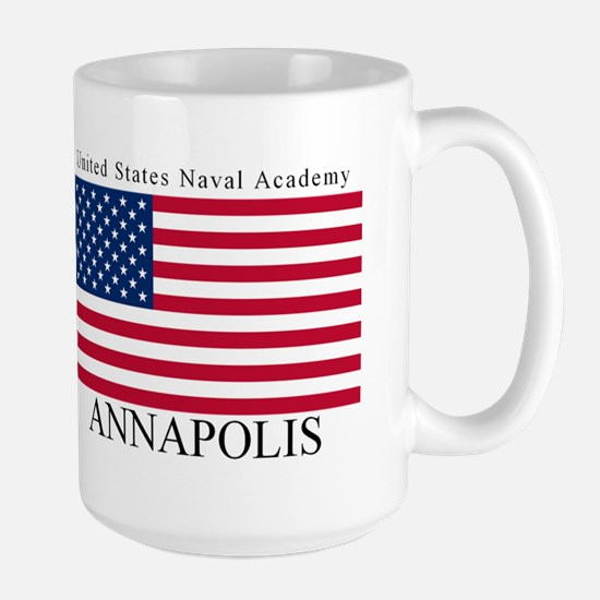 Coffee Cup Submarine Officer Large Mug