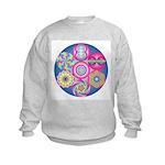 The Geometry Code - Kids Sweatshirt
