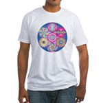 The Geometry Code - Fitted T-Shirt