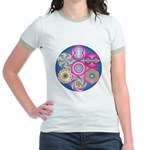 The Geometry Code - Jr. Ringer T-Shirt