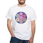 The Geometry Code - White T-Shirt