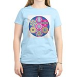 The Geometry Code - Women's Light T-Shirt