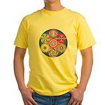The Geometry Code - Yellow T-Shirt