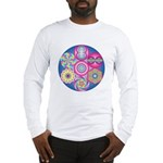 The Geometry Code - Long Sleeve T-Shirt