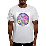 The Geometry Code - Light T-Shirt